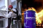Огнезащитное конструктивное покрытие PRIMATHERM C+