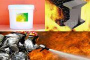 Огнезащитный толстослойный состав КНТ-2